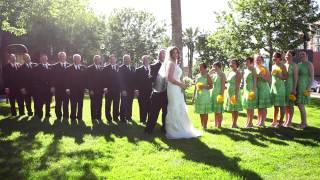 Phoenix Arizona Wedding DJ MC | Scottsdale Arcadia Chandler Tempe Gilbert | Paramount DJ Services