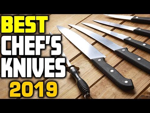 Best Chef's Knives in 2019   Top 5 Kitchen Knives