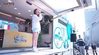[Live on Air] Park Boram - BEAUTIFUL, 박보람 - 예뻐졌다 [정오의 희망곡 김신영입니다] 20160405