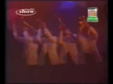 Capital Inicial - Musica Urbana - Clip Original