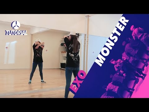[TUTORIAL] EXO - Monster | Dance Tutorial by 2KSQUAD