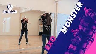 [TUTORIAL] EXO - Monster | Dance Tutorial by 2KSQUAD