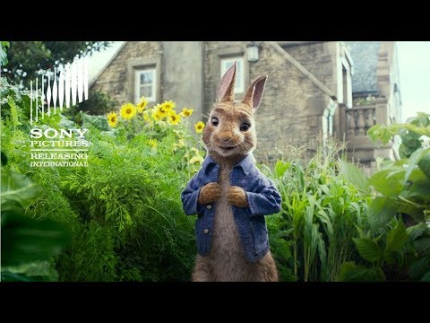 Peter Rabbit | Trailer 1 | Sony Pictures International
