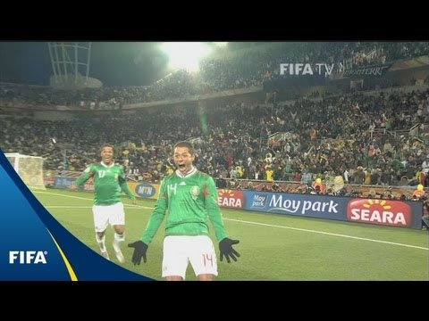 A little pea comes of age for El Tri