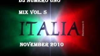 DJ NUMERO UNO   MIX VOL  5