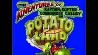 Donut House - Spirit - The Adventures of Kaptain Kopter & Commander Cassidy in Potato Land