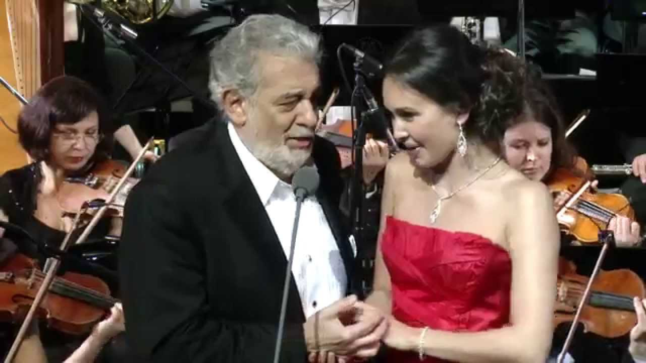 Domingo freundin placido Opernsänger Plácido