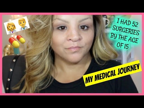 MY MEDICAL JOURNEY