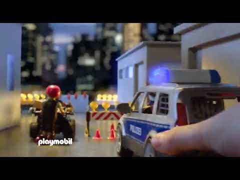 Конструктор Полиция Playmobil City Action