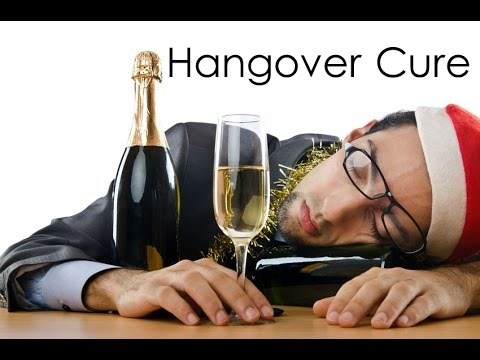 AMAZING Hangover Cure ~ Binaural Beats