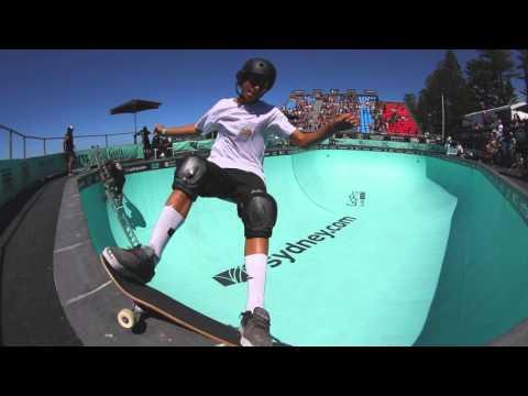 Australian Open of Surfing 2016
