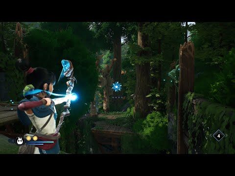 Kena: Bridge of Spirits - Gameplay Trailer | PS4, PS5 - PlayStation Universe