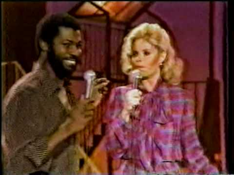 Toni Tennille  &  Teddy Pendergrass AIN'T NO MOUNTAIN HIGH ENOUGH