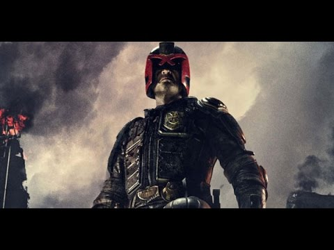 Dredd 3D (2012) Movie Review