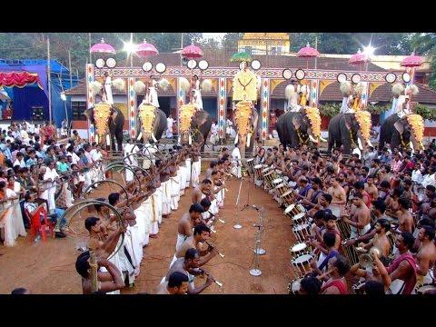 Traditional Music of Kerala - Panchavaadyam Arangettam
