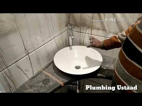 how-to-install-a-vessel-sink-in-kohler