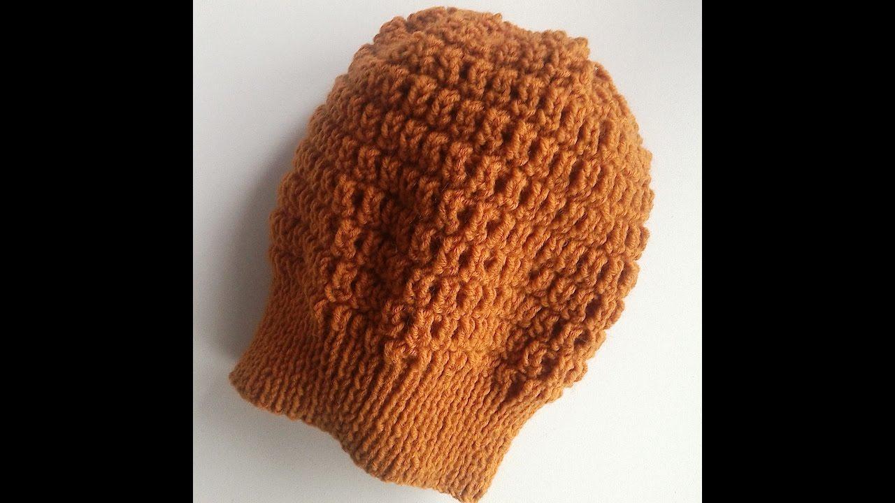 Женские вязанные шапки - фото 2018 / Women's knitted hats / Frauen .