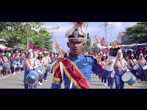Karnaval SMAN 1 Biak Kota 2017