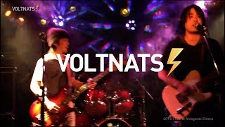 """尼崎を中心に活動するバンド""""VOLTNATS-ボルトナッツ-""""のライブ映像です..."""