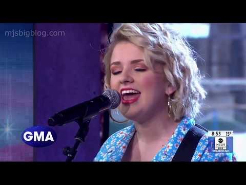 American Idol's Maddie Poppe Sings  Little Things GMA Mp3