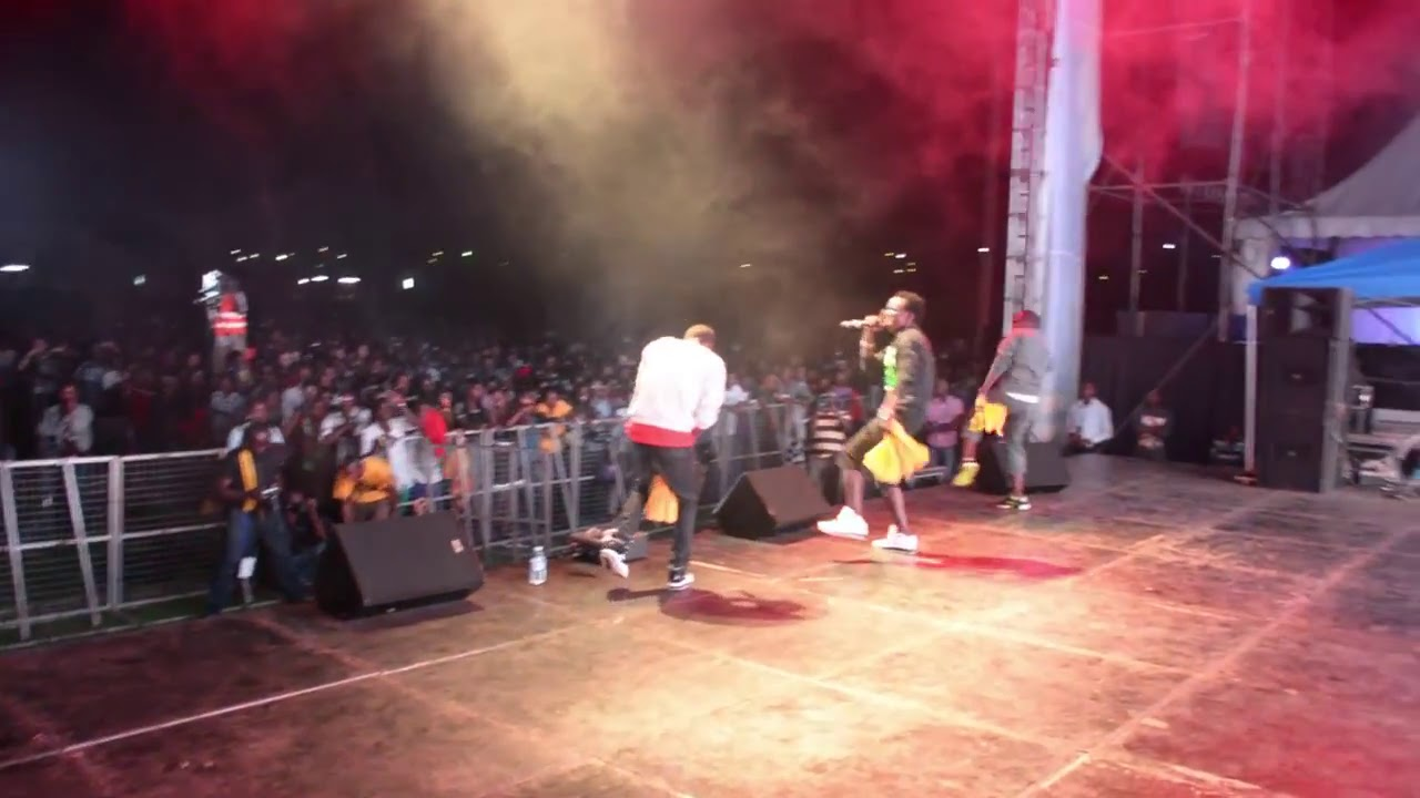 Download S.O.C Live In Kampala2014