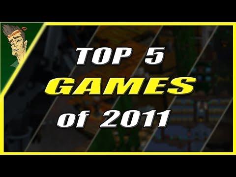 Top 5 BEST Games Of 2011