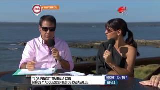 """Buen día Uruguay - """"Los Pinos"""" 05 de Abril de 2017"""