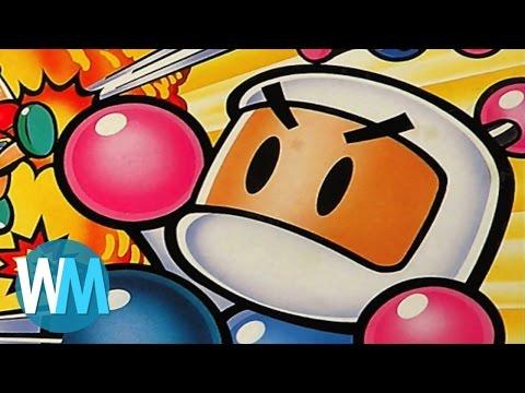 Top 10 Best Bomberman Games