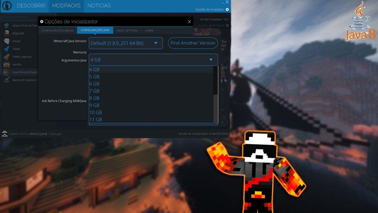 джава 64 бит для майнкрафт #4