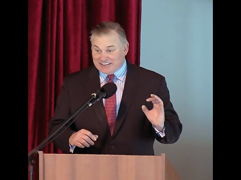 Brian Brown - Conservatism under President Trump (National Discussion Hall. Meeting #1) 30.01.2018