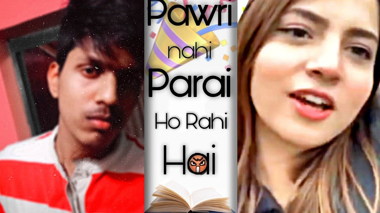 PAWRI HO RAHI HAI ||PAWRI NAI PARAI  || SnicKersNee || @Yashraj Mukhate