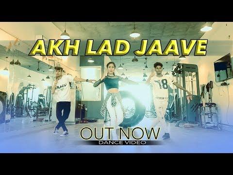 Akh Lad Jaave  LoveYatri  FreeStyle Dance Choreography  Muskan Kalra