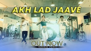 Akh Lad Jaave | LoveYatri | FreeStyle Dance Choreography | Muskan Kalra