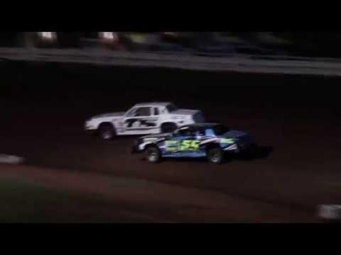 J. Shaw @ Abilene Speedway