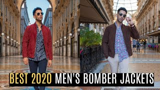 BEST Bomber Jackets 2020 | Try On Haul | Boohoo ASOS River Island