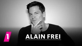 Alain Frei im 1LIVE Fragenhagel | 1LIVE