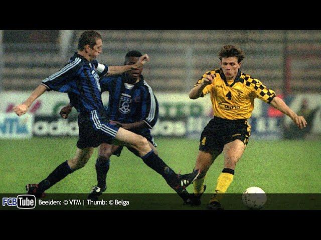 1997-1998 - UEFA-Cup - 04. 16de Finale - Club Brugge - Beitar Jerusalem 3-0