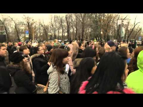 ALL CLASSES OF SOCIETY TOGETHER | Moscow holds FESTIVAL to CELEBRATE UNITY DAY