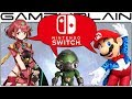 Nintendo Holiday Preview Event Xenoblade Chronicles 2 Mario Party Top100 Doom More Discussion
