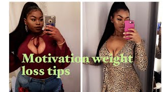 Weight Loss Motivation Tips How to Get Started❤️ Weight loss Journey