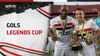 GOLS DO SÃO PAULO NA LEGENDS CUP   SPFCTV