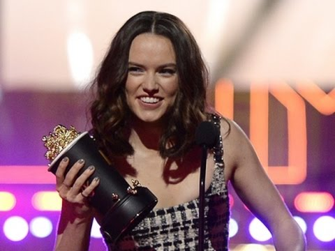 'Star Wars' Wins Big at MTV Movie Awards