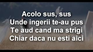 Betty Blue - Acolo sus [LYRICS]