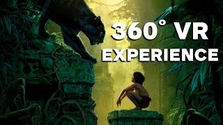 The Jungle Book 360 Degree VR Experience thumbnail