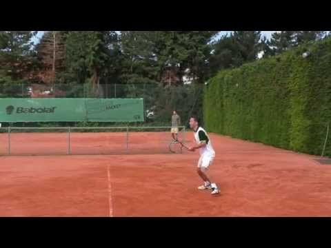 Tennis Oberliga Match SVR   OSC Berlin