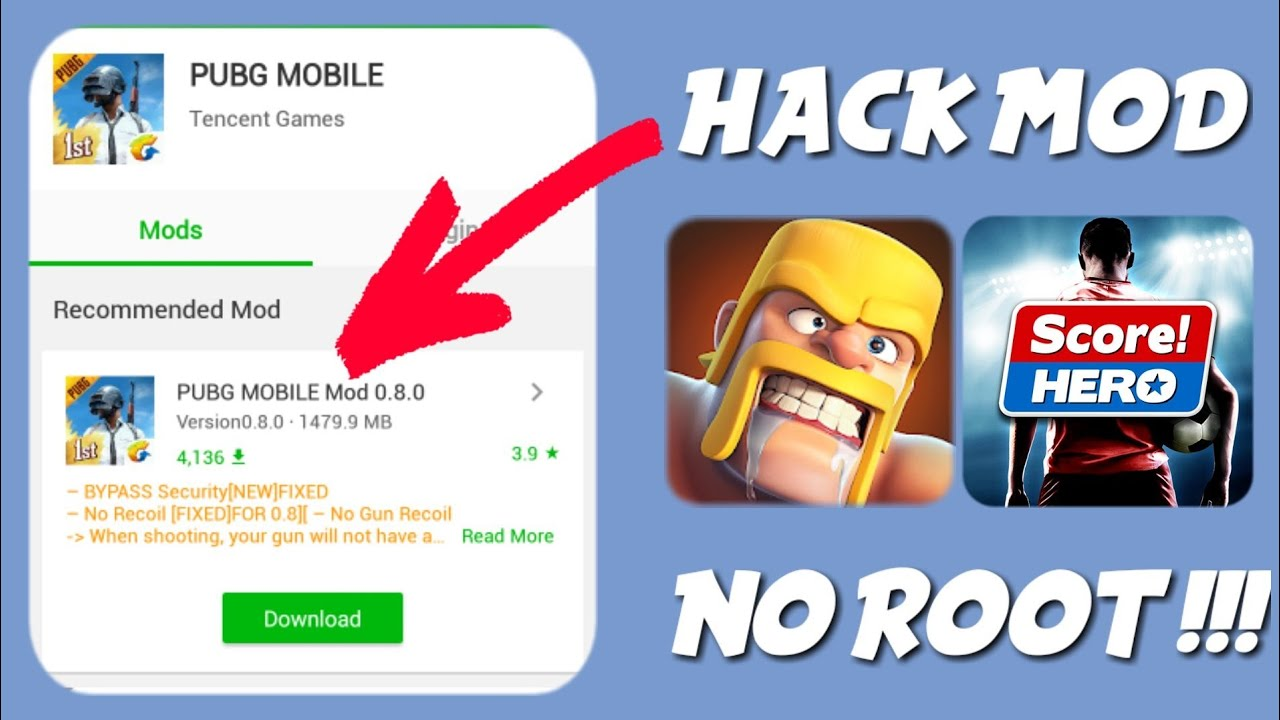 Best app to hack any android game 2019 (no root)