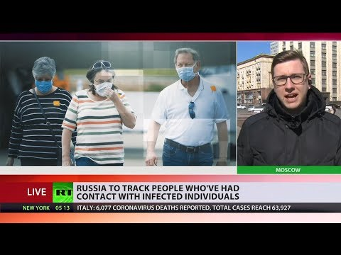 Russia to increase penalties for breaching quarantine rules