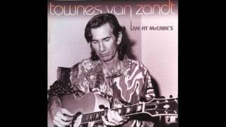 Townes Van Zandt - Live At McCabe