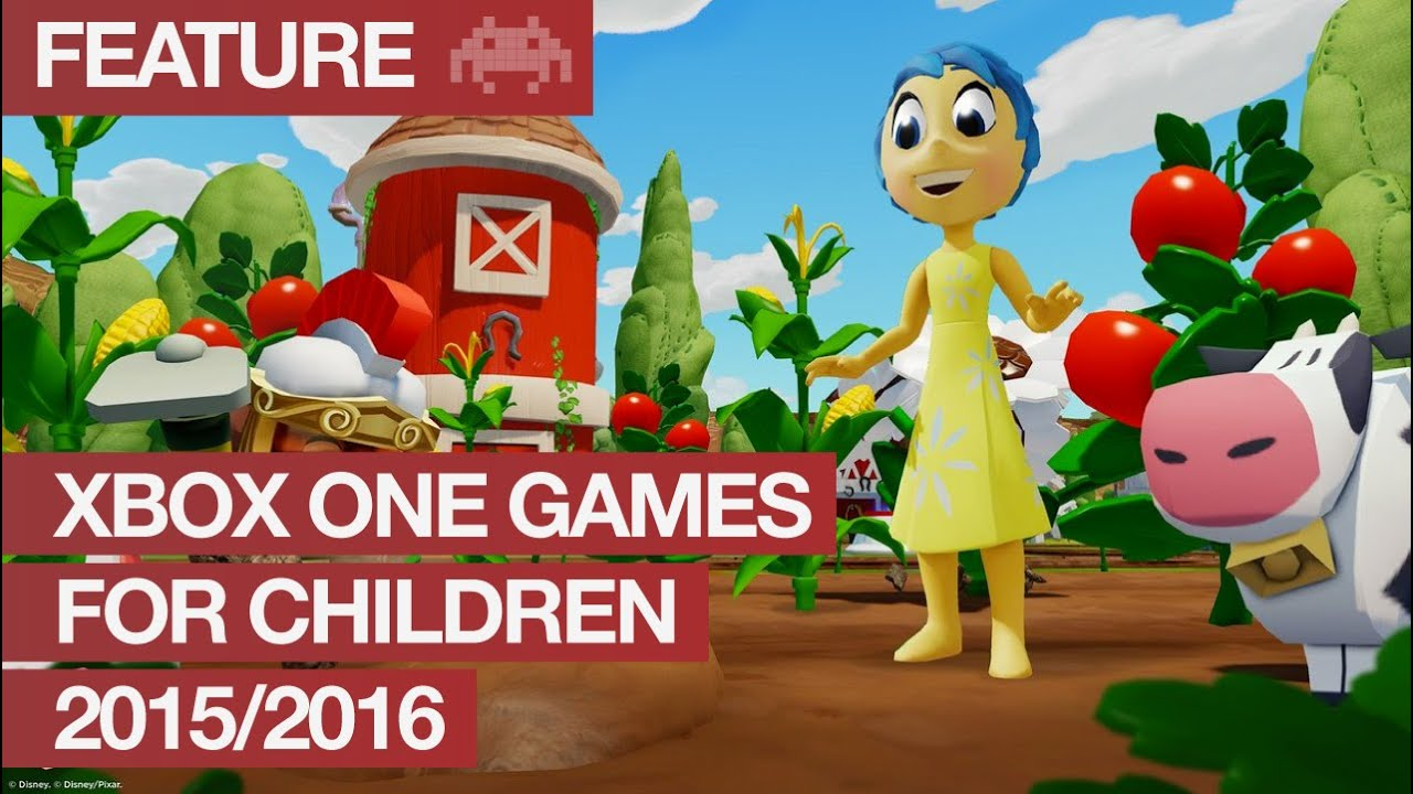 xbox one games for children 2015 16 xbox one games for kids youtube. Black Bedroom Furniture Sets. Home Design Ideas