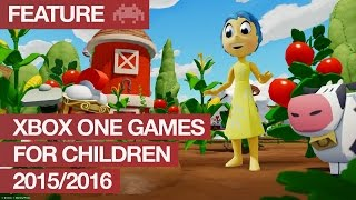 Xbox One Games For Children 2015/16 | Xbox One Games For Kids